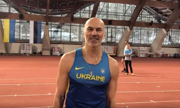 Федорко встановив рекорд світу на чемпіонаті України
