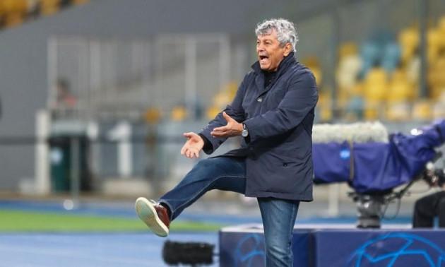 Луческу виділив позитив у хейті від уболівальників Динамо