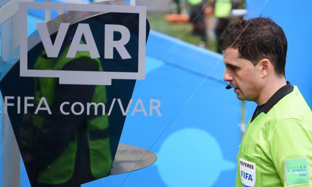 Стало відомо коли VAR запрацює в Україні