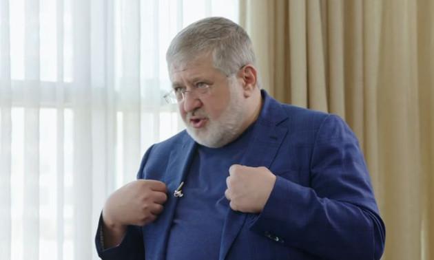 Коломойського звинуватили у погрозах президенту Прометея