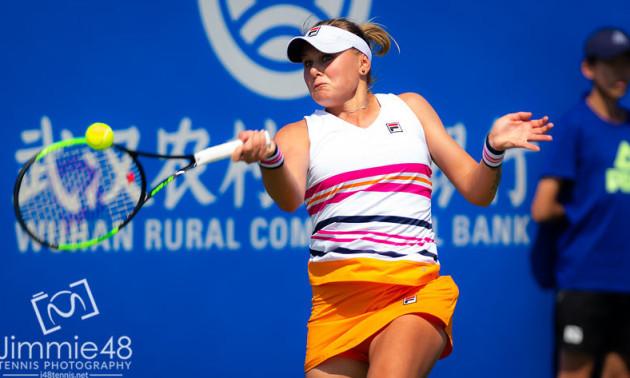 Козлова виграла фінал кваліфікації турніру у Гобарті