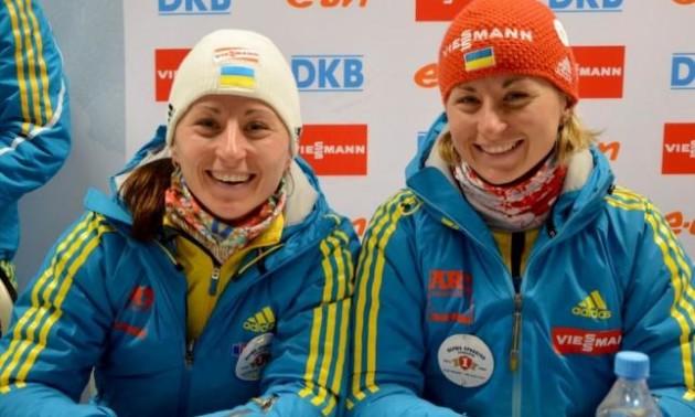 Сестри Семеренко пропустять етап Кубка світу у Поклюці