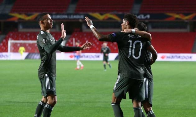 Гранада - Манчестер Юнайтед 0:2. Огляд матчу