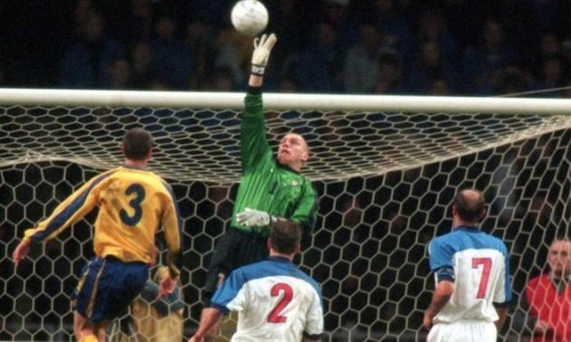 20 років тому Шевченко забив легендарний гол збірній Росії