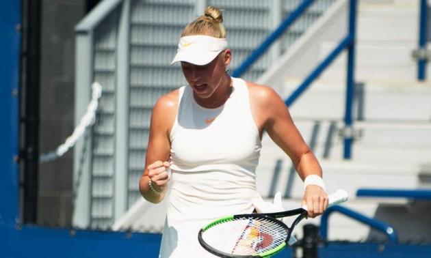 Лопатецька переграла Штефкову і здобула третій титул у кар'єрі. ВІДЕО