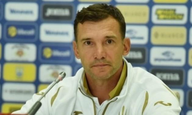 Шевченко: Надіюсь ми потрапимо на Євро-2020