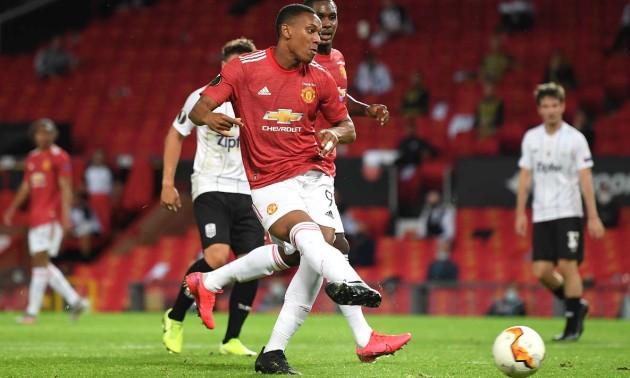 Манчестер Юнайтед - ЛАСК 2:1. Огляд матчу