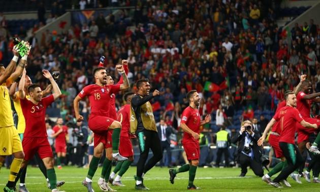 Португалія – перший переможець Ліги націй