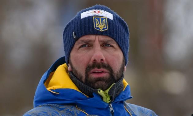 Прокунін покинув пост тренера збірної України