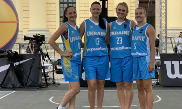 Українки вийшли до чвертьфіналу етапу Світової серії