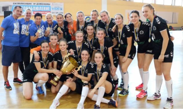 Галичанка виграла Суперкубок України