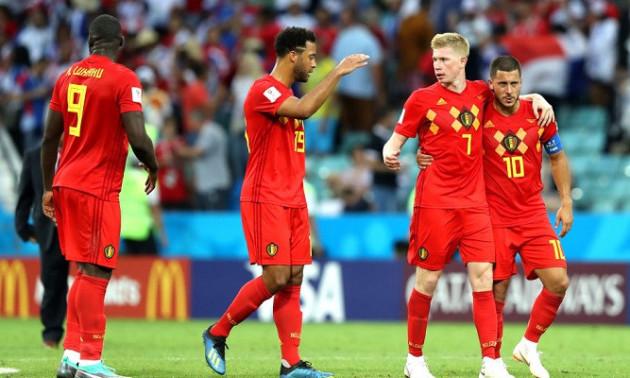Збірна Бельгії першою гарантувала собі місце на Євро-2020