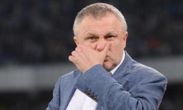 Ігор Суркіс отримав дискваліфікацію натри матчі Прем'єр-ліги