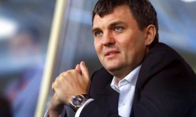 Циганик: Красніков покинув Динамо заради роботи над Металом