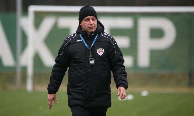 Вернидуб: Постараємося грати в атакувальний футбол