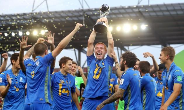 Опитування. Визначаємо найкращого гравця збірної України на чемпіонаті світу U-20