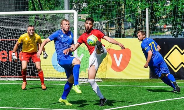 Україна виграла Klitschko Cup 2019
