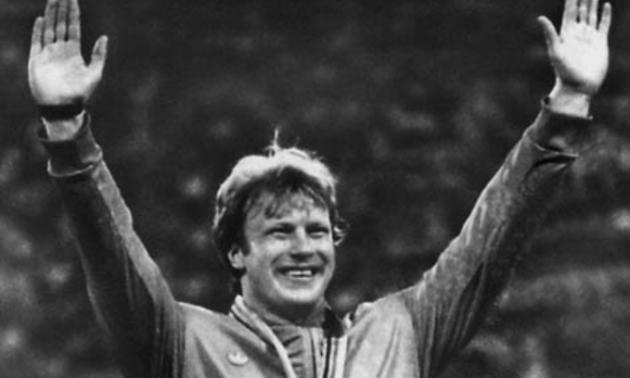 Помер український олімпійський чемпіон