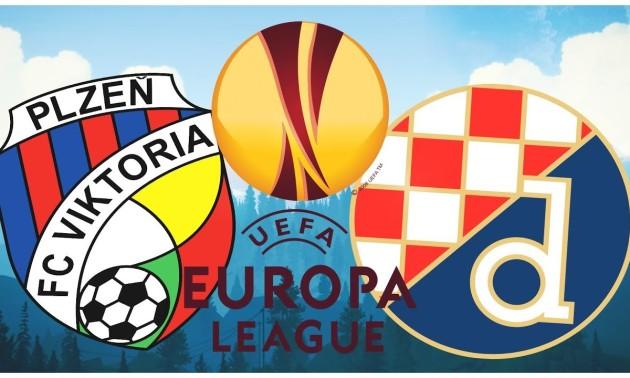 Ультрас Динамо Загреб на матчі Ліги Європи вивісили український прапор. ФОТО