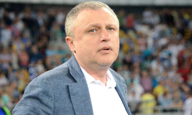 Суркіс відреагував на можливу зміну головного тренера Динамо