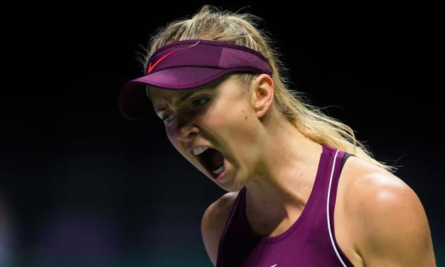 Світоліна - Мухова: букмекери не вірять в перемогу чеської тенісистки