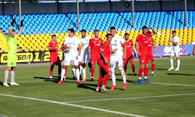 Олександрія переграла команду Другої ліги у контрольному матчі
