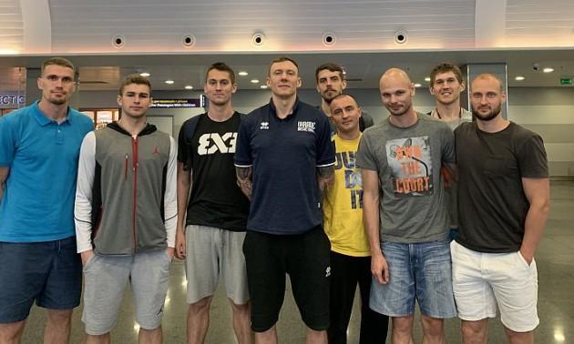 Збірна України з баскетболу 3х3 розпочала підготовку до чемпіонату світу