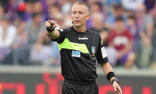 На матчі Україна - Нігерія працюватимуть італійські арбітри