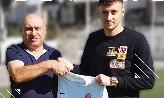 Зоря підписала македонського захисника