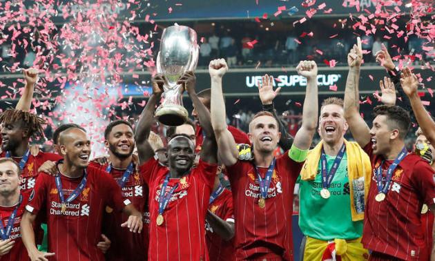 Ліверпуль вперше виграв Прем'єр-лігу та став 19-разовим чемпіоном Англії