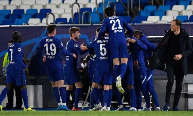 Реал зіграв унічию з Челсі у першому матчі півфіналу Ліги чемпіонів