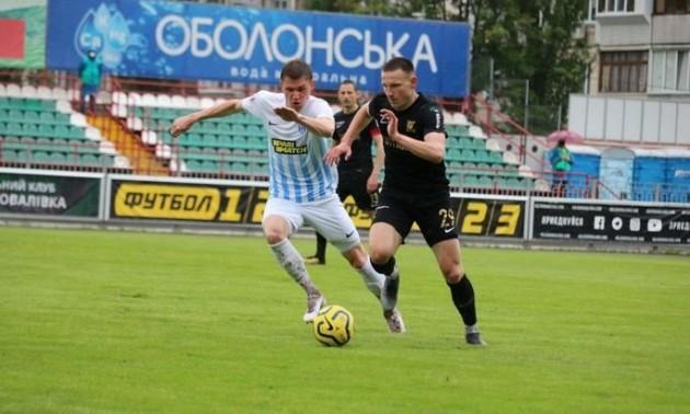 Лисенко та Смирний у стартовому складі Колоса матч з Десною