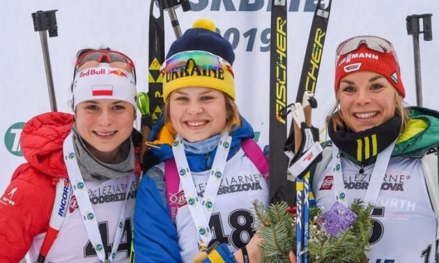 Юна українка виграла золото чемпіонату світу в Словаччині