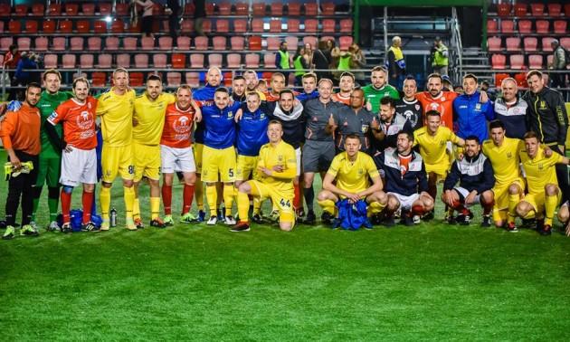 Назвали склад збірної України з міні-футболу