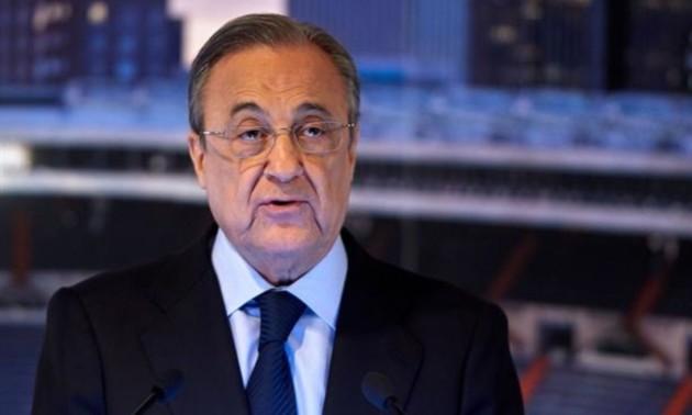 У Переса 1000 матчів на посту президента Реала і 26 трофеїв