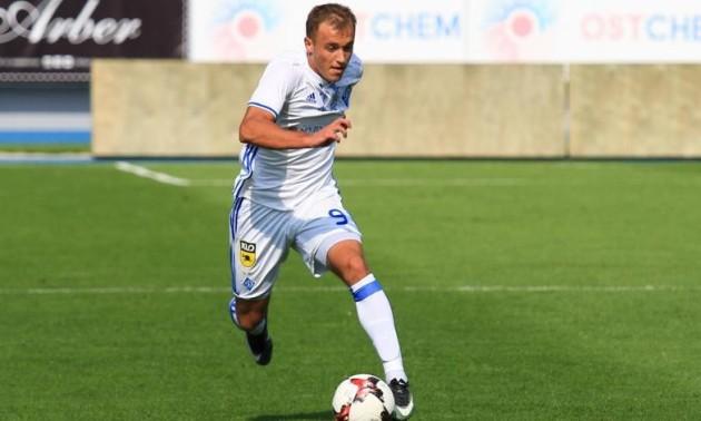 Олімпік орендував півзахисника Динамо