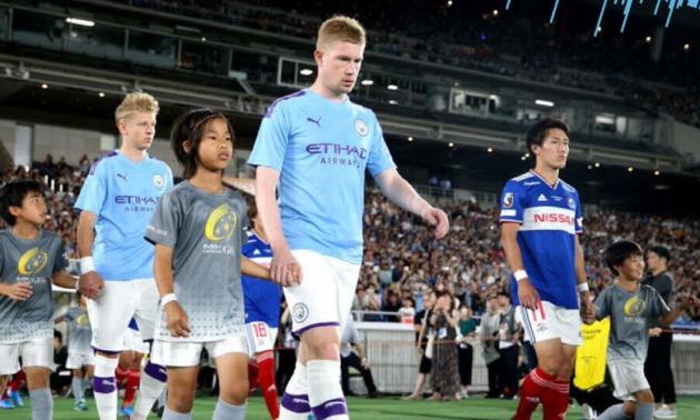 Зінченко допоміг Манчестер Сіті перемогти другу команду Японії
