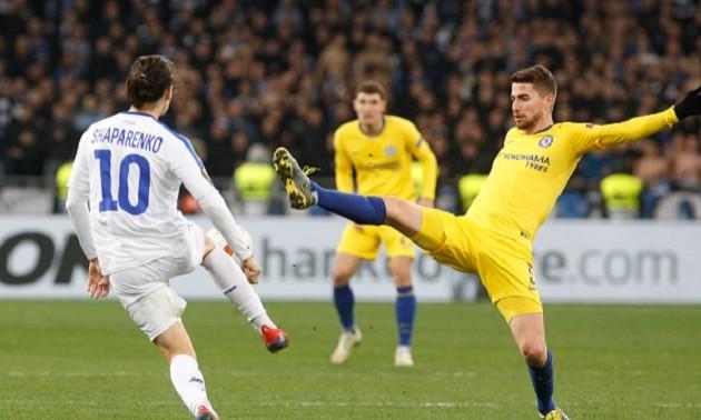 UEFA виніс вердикт по скарзі Челсі на Динамо