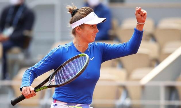 Світоліна - Подороска: онлайн-трансляція 1/4 фіналу Roland Garros. LIVE