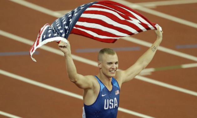 Американець стрибнув із жердиною з другим після Бубки результатом в історії