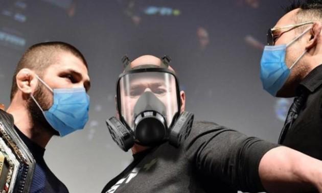 Нурмагомедов не виступить на UFC 249