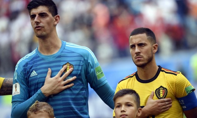 Куртуа: Хочу, щоб Азар перейшов у Реал