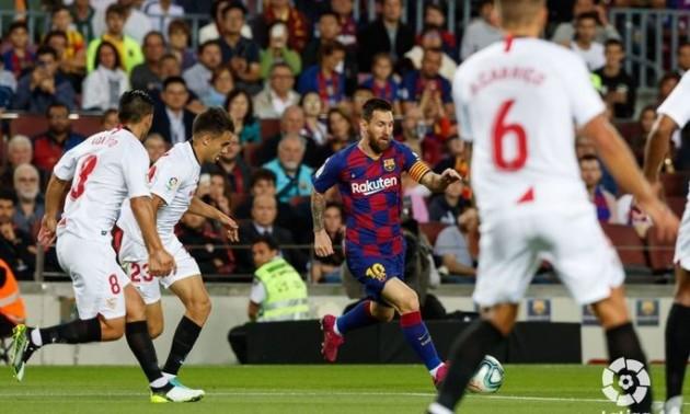 Барселона – Севілья 4:0. Огляд матчу