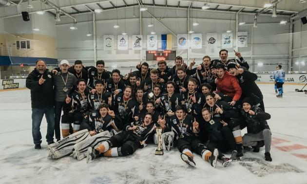 Білий Барс став чемпіоном України серед юніорів