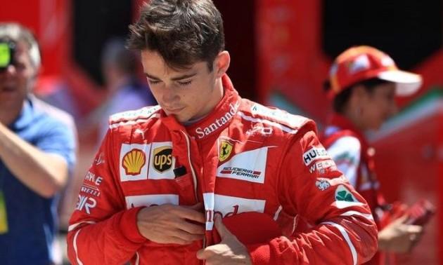 Леклер пропустить в Гран-прі Монако через поломку коробки передач
