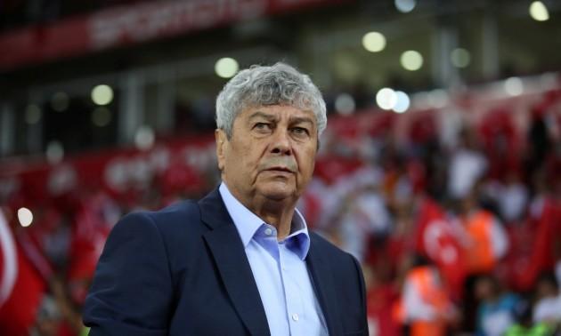 Луческу: Сьомін - великий тренер з великим досвідом