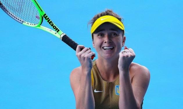Героїня дня. 26-річна Світоліна переписала всю історію українського тенісу