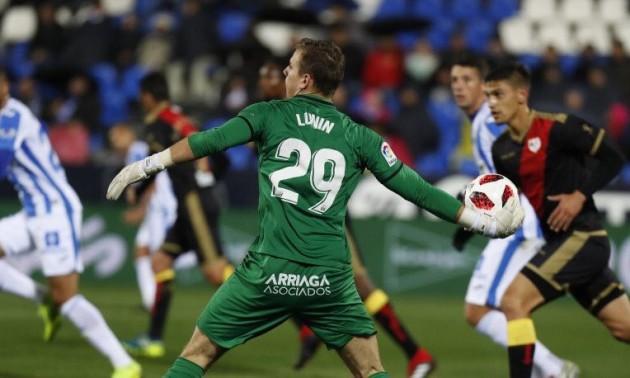 Лунін стане другим голкіпером Реала в наступному сезоні