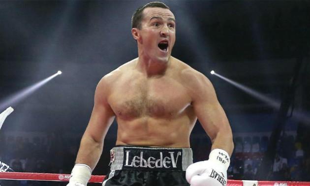 Боксер Лебедєв оголосив про завершення кар'єри