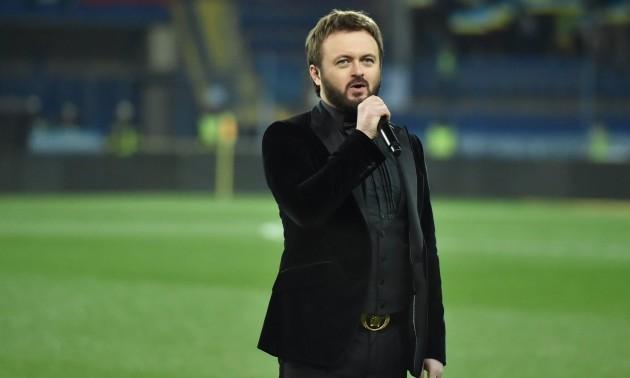 Dzidzio буде виконувати гімн перед кожним матчем збірної України на Євро-2020